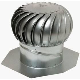Ventilačné turbíny Lomanco