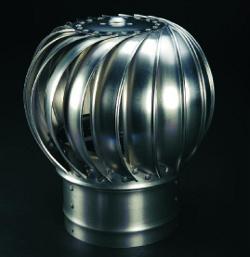 Ventilačná turbína Lomanco 200 mm