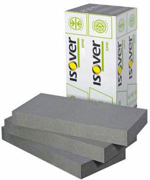 Fasádný polystyrén Isover EPS GREYWALL