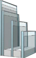 Zasklení - střešní okno VELUX GGL 0066
