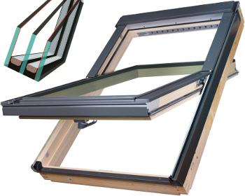 Strešné okná FAKRO FTP-V U4