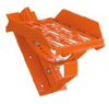 Stúpací nášľap STEP METAL FLAT - SET