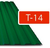 Trapézový plech Regamet T-14 / 0,5 - lesk