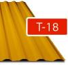 Trapézový plech Regamet T-18 / 0,5 - mat