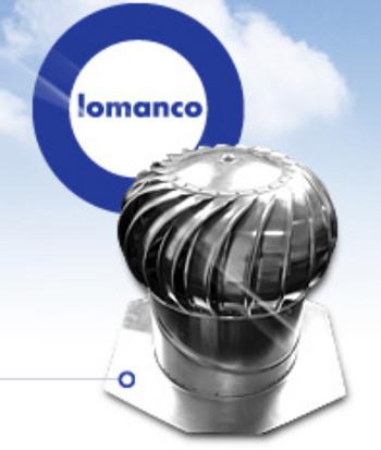 Turbíny Lomanco