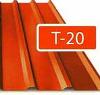 Trapézový plech Regamet T-20 / 0,5 - lesk