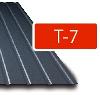 Trapézový plech Regamet T-7 / 0,5 - mat